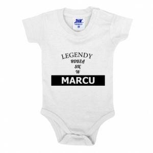 Body dla dzieci Legendy rodzą się w marcu