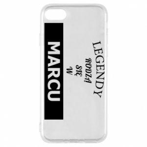 Etui na iPhone 7 Legendy rodzą się w marcu