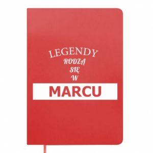 Notes Legendy rodzą się w marcu