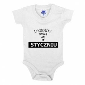 Body dla dzieci Legendy rodzą się w styczniu