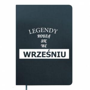 Notes Legendy rodzą się we wrześniu