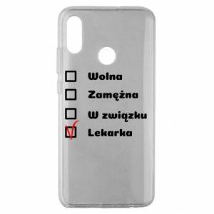Etui na Huawei Honor 10 Lite Lekarka