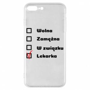 Etui na iPhone 8 Plus Lekarka
