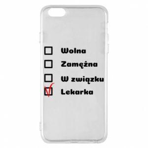 Etui na iPhone 6 Plus/6S Plus Lekarka