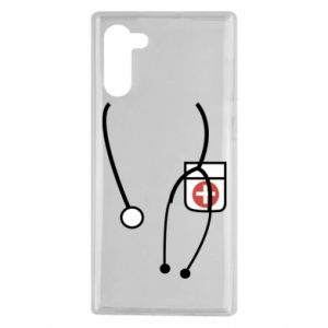 Samsung Note 10 Case Doctor