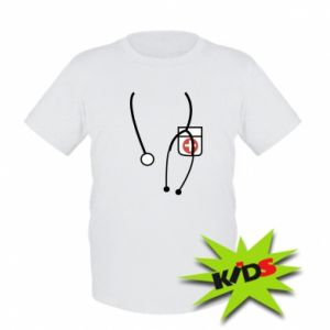 Kids T-shirt Doctor - PrintSalon