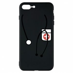 Phone case for iPhone 8 Plus Doctor