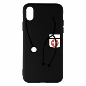 Phone case for iPhone X/Xs Doctor