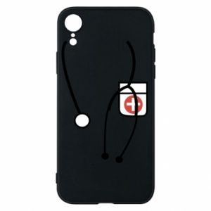 Phone case for iPhone XR Doctor