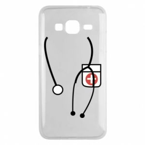 Phone case for Samsung J3 2016 Doctor