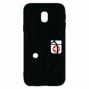 Phone case for Samsung J3 2017 Doctor