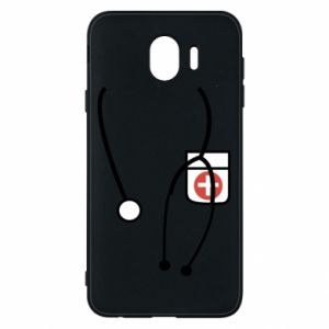 Phone case for Samsung J4 Doctor