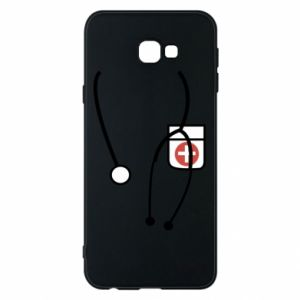 Phone case for Samsung J4 Plus 2018 Doctor