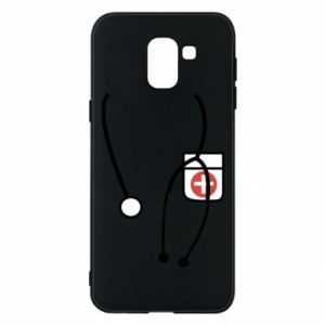 Phone case for Samsung J6 Doctor
