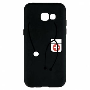 Phone case for Samsung A5 2017 Doctor