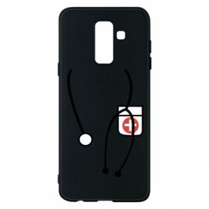 Phone case for Samsung A6+ 2018 Doctor