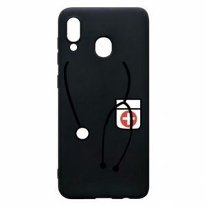 Phone case for Samsung A20 Doctor