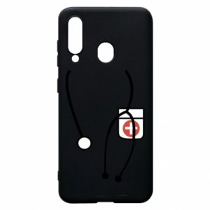 Phone case for Samsung A60 Doctor