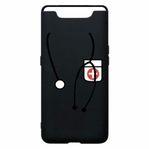 Phone case for Samsung A80 Doctor