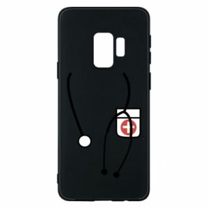Phone case for Samsung S9 Doctor