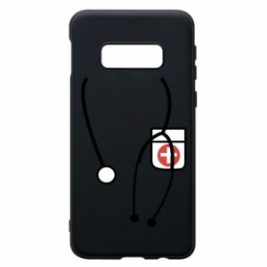 Phone case for Samsung S10e Doctor