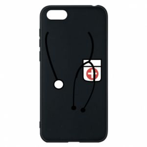 Phone case for Huawei Y5 2018 Doctor