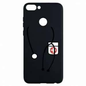 Phone case for Huawei P Smart Doctor