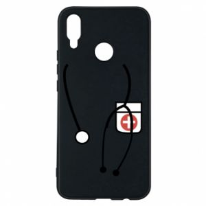 Phone case for Huawei P Smart Plus Doctor