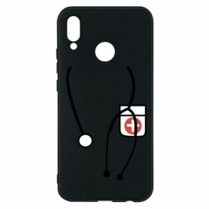Phone case for Huawei P20 Lite Doctor