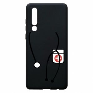 Phone case for Huawei P30 Doctor