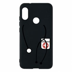 Phone case for Mi A2 Lite Doctor