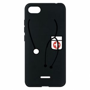 Phone case for Xiaomi Redmi 6A Doctor