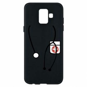 Phone case for Samsung A6 2018 Doctor