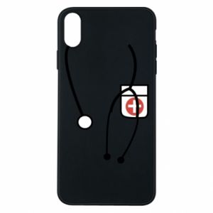 Phone case for iPhone Xs Max Doctor