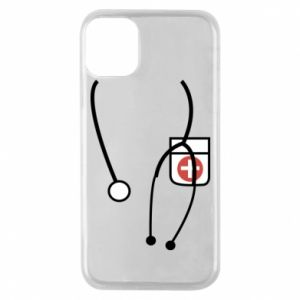 Phone case for iPhone 11 Pro Doctor