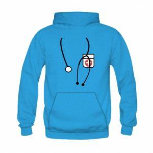 Kid's hoodie Doctor