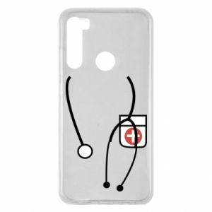 Xiaomi Redmi Note 8 Case Doctor