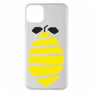 Etui na iPhone 11 Pro Max Lemon stripes