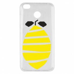 Etui na Xiaomi Redmi 4X Lemon stripes