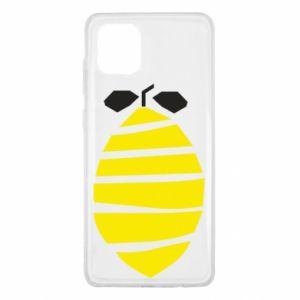 Etui na Samsung Note 10 Lite Lemon stripes