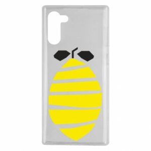 Etui na Samsung Note 10 Lemon stripes