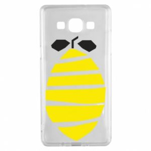 Etui na Samsung A5 2015 Lemon stripes