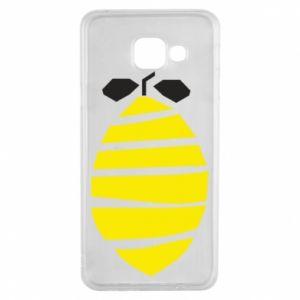 Etui na Samsung A3 2016 Lemon stripes