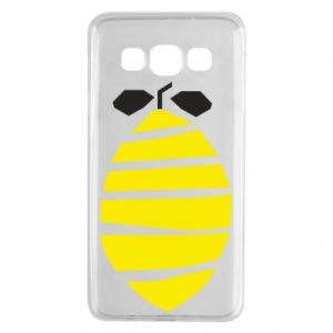 Etui na Samsung A3 2015 Lemon stripes