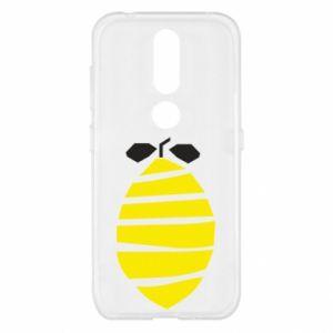 Etui na Nokia 4.2 Lemon stripes