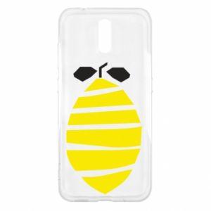 Etui na Nokia 2.3 Lemon stripes
