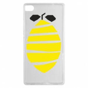 Etui na Huawei P8 Lemon stripes