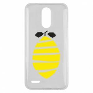 Etui na Lg K10 2017 Lemon stripes