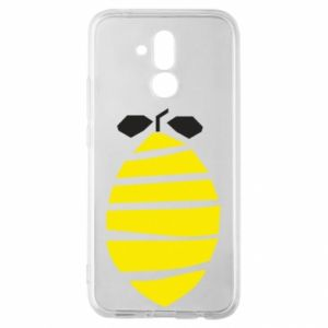 Etui na Huawei Mate 20 Lite Lemon stripes