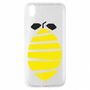 Etui na Huawei Y5 2019 Lemon stripes